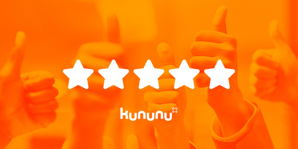 Neue Kununu-Bewertung: 4,8 von 5 Sternen für HSP STEUER Worms